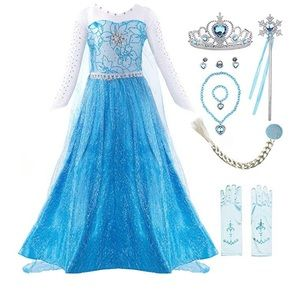 Kid - Snow Queen and Accessories